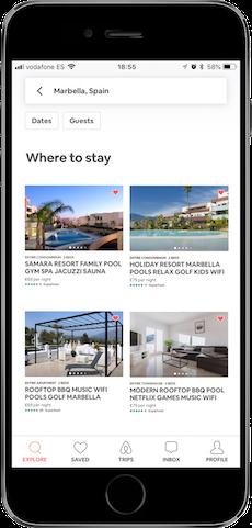 Luxury villa Investment Rental Management Marbella Innovative Holiday homes property